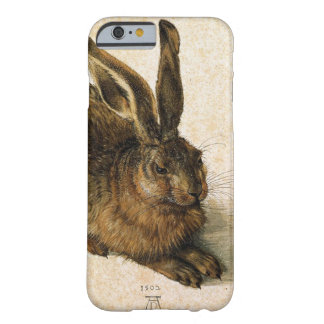 Albrecht Durer Young Hare Barely There iPhone 6 Case