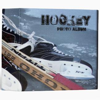 Album photos de l'hockey 3 classeur vinyle