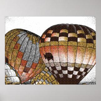Albuquerque Balloon Fiesta Poster