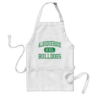 Albuquerque - Bulldogs - High - Albuquerque Aprons