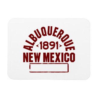 Albuquerque INC Magnet