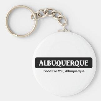 Albuquerque Keychain