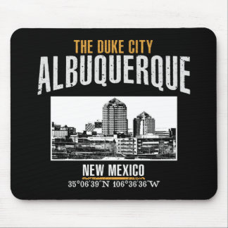 Albuquerque Mouse Pad