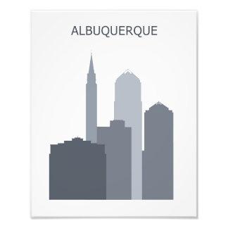 Albuquerque, New Mexico Photo Print