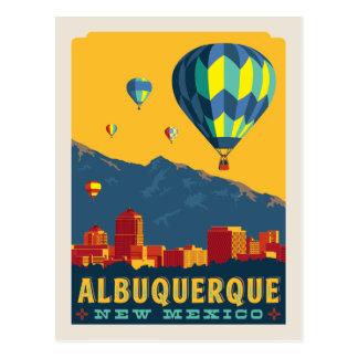 Albuquerque, New Mexico   Save the Date Postcard
