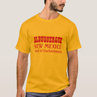 ALBUQUERQUE, NEW MEXICO T-Shirt