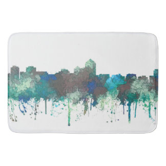 ALBUQUERQUE, NM SKYLINE - SG JUNGLE - Bath Mat