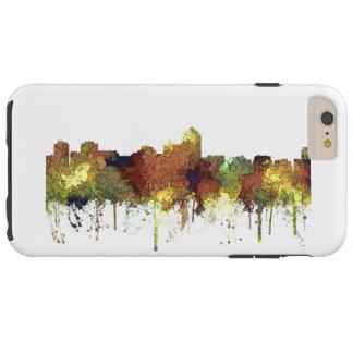 Albuquerque, NM Skyline - SG - Safari Buff Tough iPhone 6 Plus Case