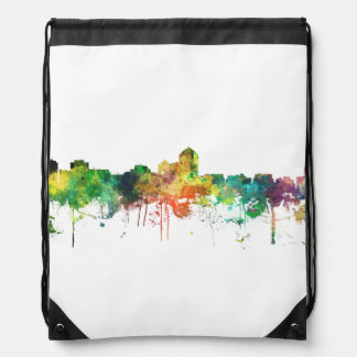 ALBUQUERQUE, NM SKYLINE SP - DRAWSTRING BAG