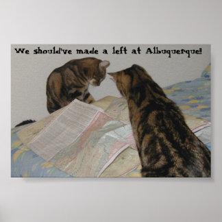 Albuquerque Poster