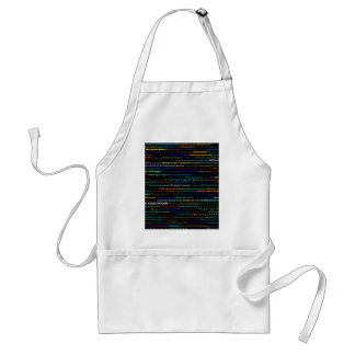 Albuquerque Text Design I Standard Apron