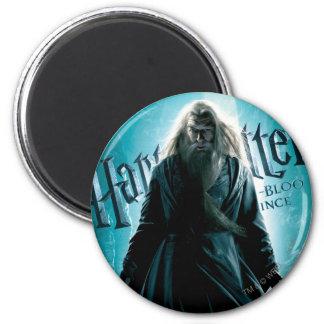 Albus Dumbledore HPE6 1 2 Inch Round Magnet