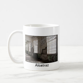 Alcatraz Decay Coffee Mug