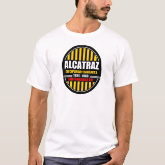 Alcatraz Disciplinary Barracks.png T-Shirt