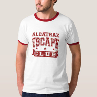 Alcatraz Escape Club T-Shirt