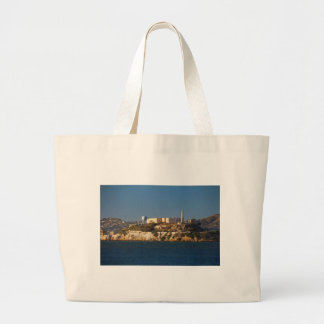 Alcatraz II Large Tote Bag