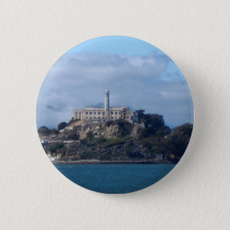 Alcatraz Island 2 Inch Round Button