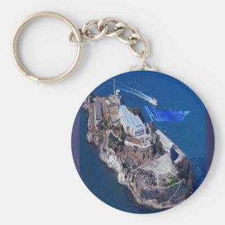 Alcatraz Island (prision) keychain