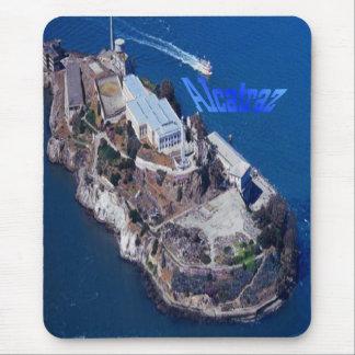 Alcatraz Island (prision) mousepad