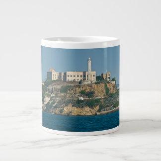 Alcatraz Island Prison San Francisco Bay Large Coffee Mug