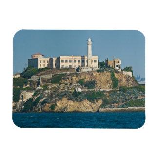 Alcatraz Island Prison San Francisco Bay Rectangular Photo Magnet