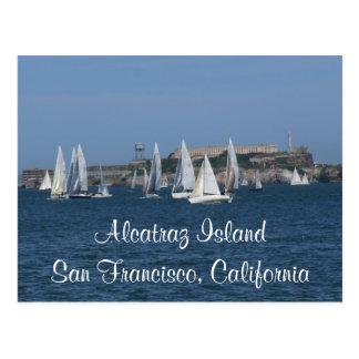 Alcatraz Island – San Francisco #4 Postcard