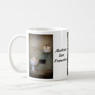 Alcatraz Prison Cell Coffee Mug