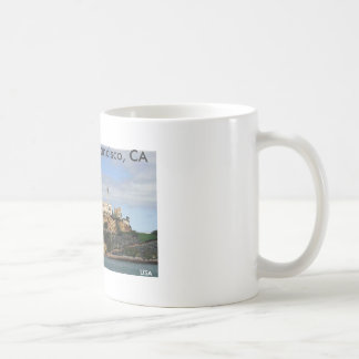 Alcatraz San Francisco, CA  - Witty Classic White Coffee Mug