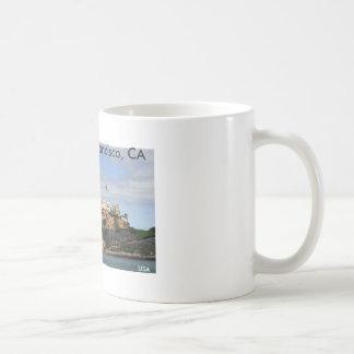 Alcatraz San Francisco, CA  - Witty Classic White Coffee Mug
