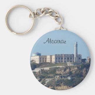 Alcatraz- San Francisco Keychain