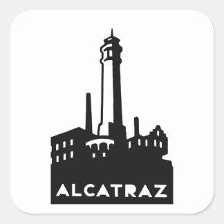 Alcatraz Stickers