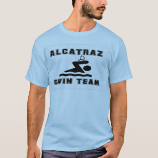 Alcatraz Swim Team Tee Shirt