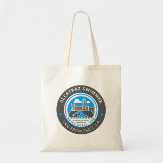 Alcatraz Swimmer tote (more sizes!)