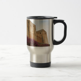 Alcazaba, Granada, Spain Travel Mug