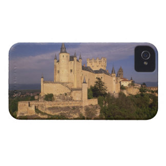 Alcazar and Cathedral, Segovia, Castile Leon, iPhone 4 Case-Mate Case
