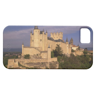 Alcazar and Cathedral, Segovia, Castile Leon, iPhone 5 Covers