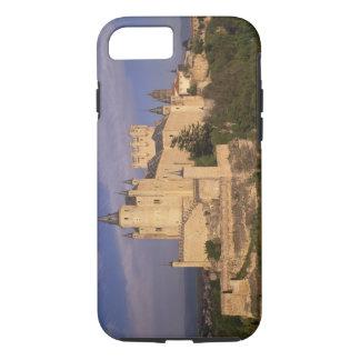 Alcazar and Cathedral, Segovia, Castile Leon, iPhone 7 Case