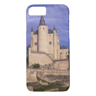 Alcazar, Segovia, Castile Leon, Spain, Unesco iPhone 7 Case