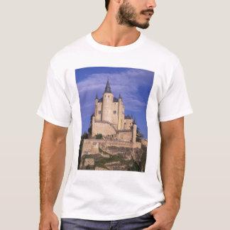 Alcazar, Segovia, Castile Leon, Spain, Unesco T-Shirt