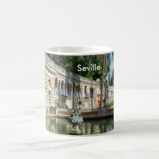 Alcazar. View of Mercury Pond. Coffee Mug