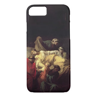 Alcestis sacrifices herself to save her husband Ad iPhone 7 Case