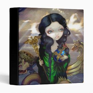 Alchemical Seas BINDER gothic alchemy icon lowbrow