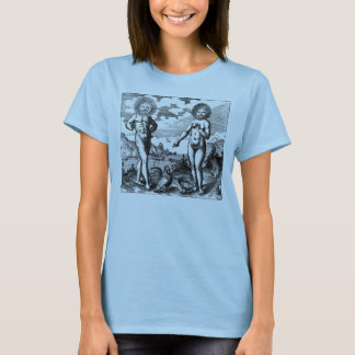 alchemical sun & moon T-Shirt