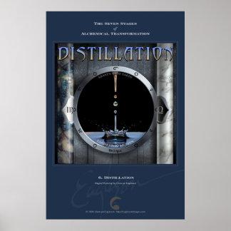 Alchemical Transformations 6: Distillation Poster