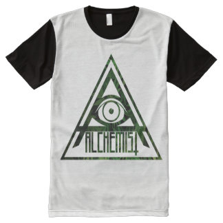 ALCHEMIST MARIYANE All-Over-Print T-Shirt