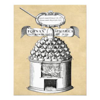 Alchemy Athanor Furnace Photo Print
