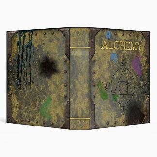 "Alchemy Lab Binder 1.5"""