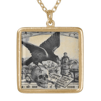 Alchemy Laboratory Gold Plated Necklace
