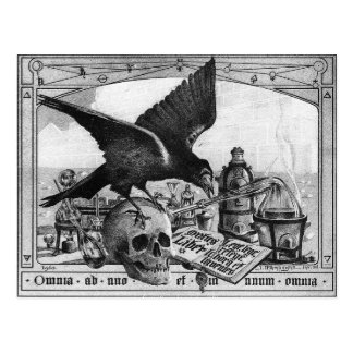 Alchemy Laboratory Postcard
