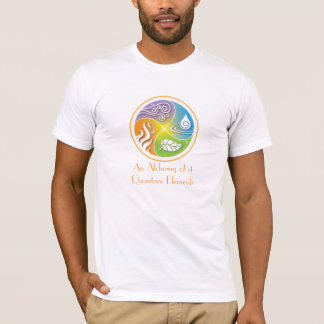 Alchemy of 4 elements T-Shirt